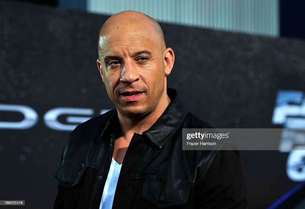 """Premiere Of Universal Pictures' """"Fast & Furious 6"""" - Arrivals : News Photo"""