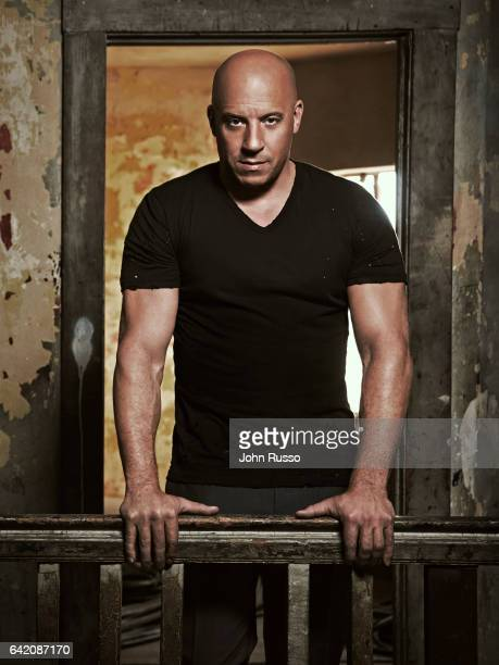 Actor Vin Diesel is photographed on November 4, 2016 in Los Angeles, California.
