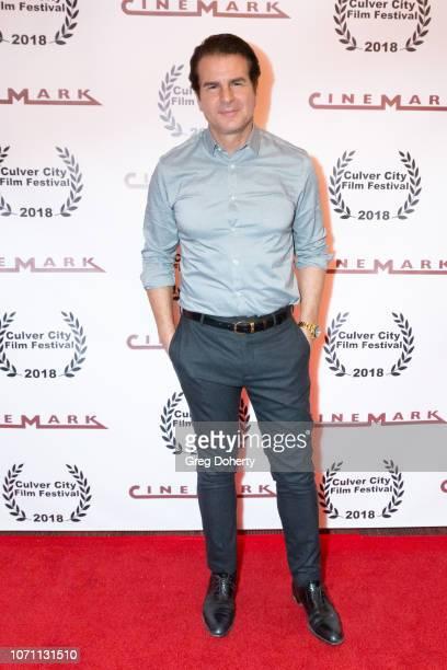 Actor Vinccent de Paul attends a screening of Acts Of Desperation At Culver City Film Festival Starring Paul Sorvino Kira Reed Lorsch Jason Gedrick...