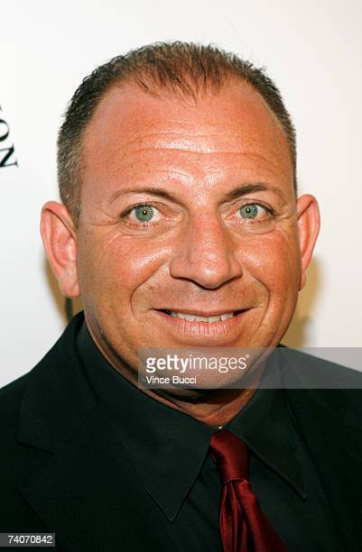 Actor Vince Cecere attends the Los Angeles County Sheriff's Youth Foundation's annual Salute To Youth benefit dinner honoring producers Jon and Mindy...