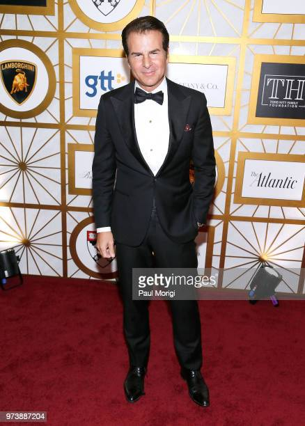 Actor Vince DePaul attends the Harvard Business School Club's 3rd Annual Leadership Gala Dinner at the Four Seasons Hotel on June 13 2018 in...