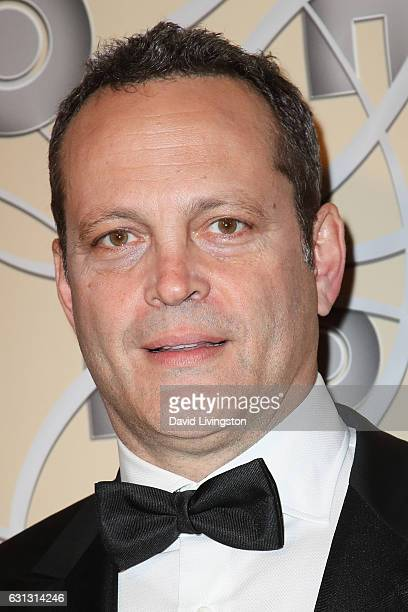 Actor Vince Vaughn arrives at HBO's Official Golden Globe Awards after party at the Circa 55 Restaurant on January 8 2017 in Los Angeles California