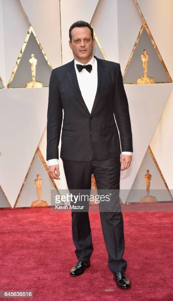 Actor Vince Vaughn attends the 89th Annual Academy Awards at Hollywood Highland Center on February 26 2017 in Hollywood California