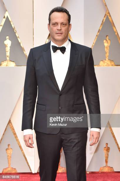 Actor Vince Vaughn attends the 89th Annual Academy Awards at Hollywood & Highland Center on February 26, 2017 in Hollywood, California.