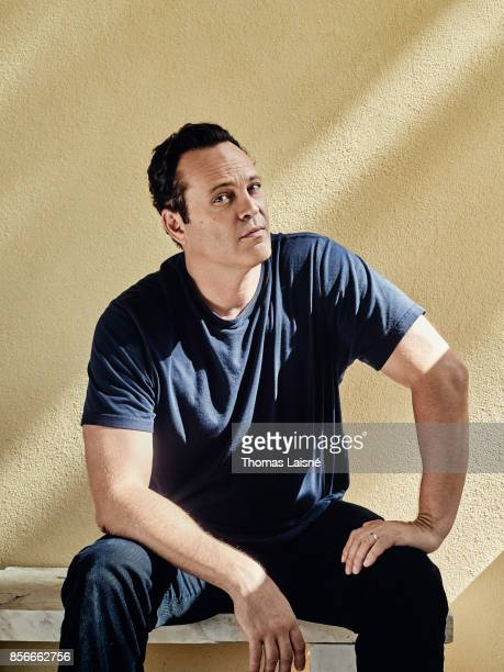 Actor Vince Vaughn is photographed for Self Assignment on September 2 2017 in Venice Italy