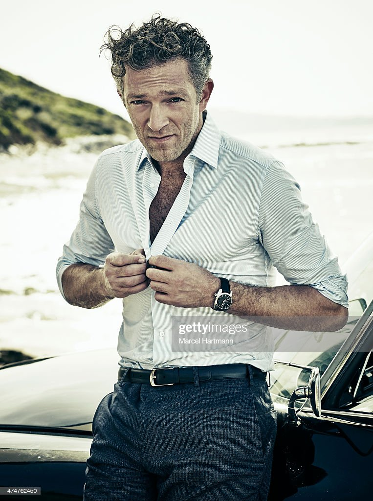 Vincent Cassel, Self Assignment, April 28, 2015