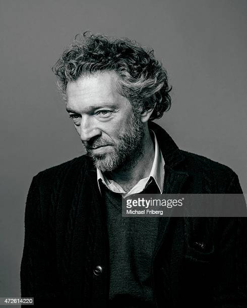 Actor Vincent Cassel is photographed for Variety on February 3 2015 in Park City Utah