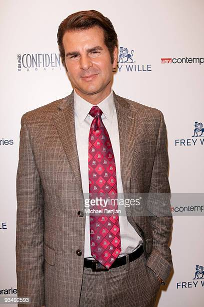 Actor Vincent De Paul attend the Frey Wille's New Fall/Winter Collection 'Must Haves' on November 29 2009 in Santa Monica California