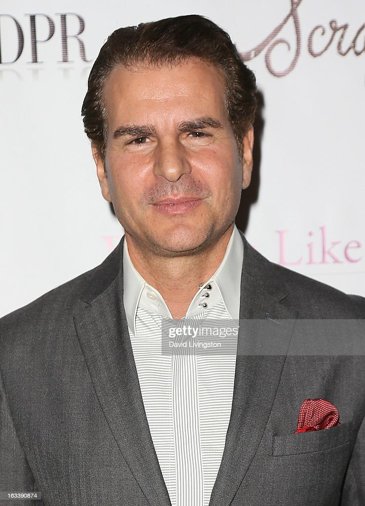 Actor Vincent De Paul attends a Pre-LAFW benefit in support of the Women Like Us Foundation at Lexington Social House on March 8, 2013 in Hollywood, California.