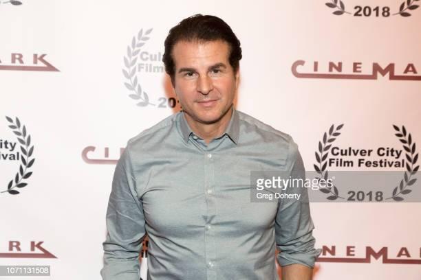 Actor Vincent de Paul attends a screening of Acts Of Desperation At Culver City Film Festival Starring Paul Sorvino Kira Reed Lorsch Jason Gedrick...