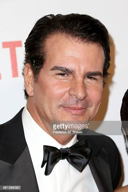 Actor Vincent De Paul attends the 2015 Weinstein Company and Netflix Golden Globes After Party at Robinsons May Lot on January 11 2015 in Beverly...