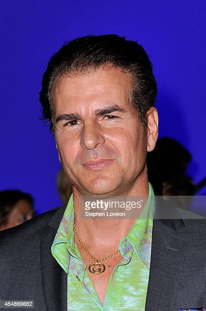 Actor Vincent De Paul attends the Custo Barcelona fashion show during MercedesBenz Fashion Week Spring 2015 at The Salon at Lincoln Center on...