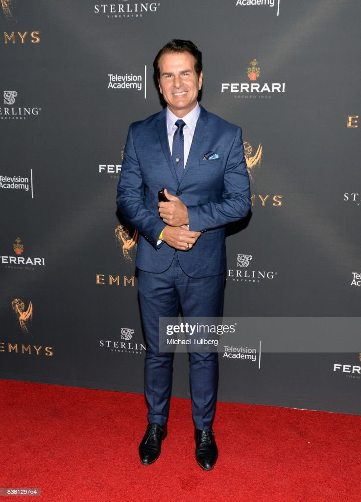 Actor Vincent De Paul attends the Television Academy's cocktail reception with stars of daytime television celebrating the 69th Emmy Awards at Saban Media Center on August 23, 2017 in North Hollywood, California.