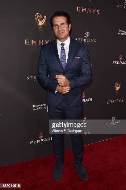 Actor Vincent De Paulattends the Television Academy's Performers Peer Group Celebration at The Montage Beverly Hills on August 21 2017 in Beverly...