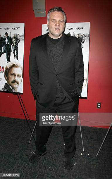 Actor Vincent D'Onofrio attends the premiere of Kill the Irishman at Landmark's Sunshine Cinema on March 7 2011 in New York City