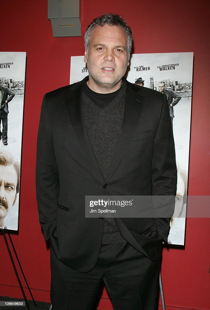Actor Vincent D'Onofrio attends the premiere of 'Kill the Irishman' at Landmark's Sunshine Cinema on March 7, 2011 in New York City.