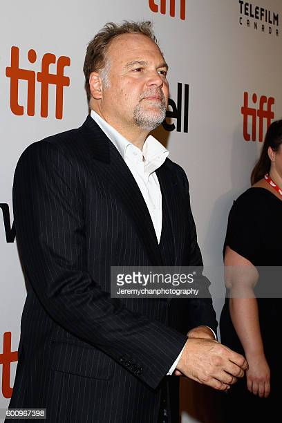 """Actor Vincent D'Onofrio attends the """"The Magnificent Seven"""" premiere held at Roy Thomson Hall during the Toronto International Film Festival on..."""