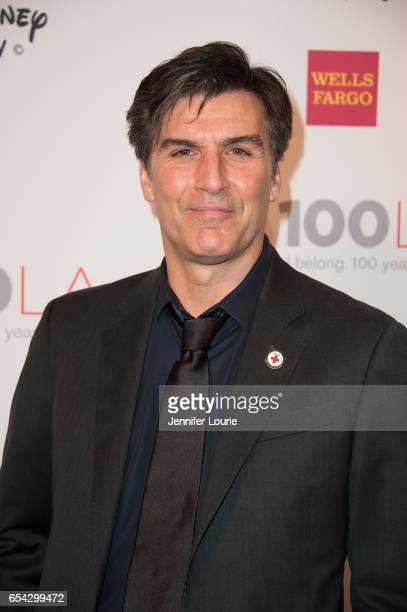 """Actor Vincent Irizarry attends the American Red Cross Centennial Celebration to Honor Disney as the """"Humanitarian Company of The Year"""" at the Beverly..."""