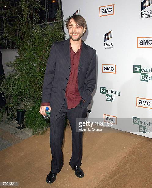 Actor Vincent Kartheiser arrives at the Premiere Screening of AMC's new Sony Pictures' Television drama Breaking Bad held on January 15 2008 at The...