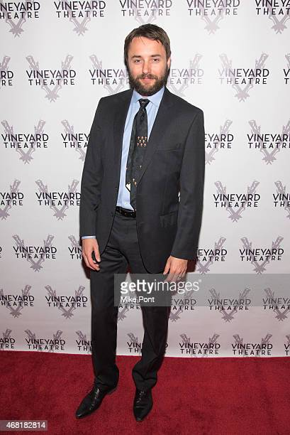 Actor Vincent Kartheiser attends the 2015 Vineyard's Gala at Edison Hotel on March 30 2015 in New York City