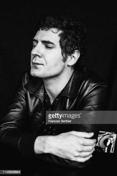 Actor Vincent Lacoste poses for a portrait on May 19 2019 in Cannes France