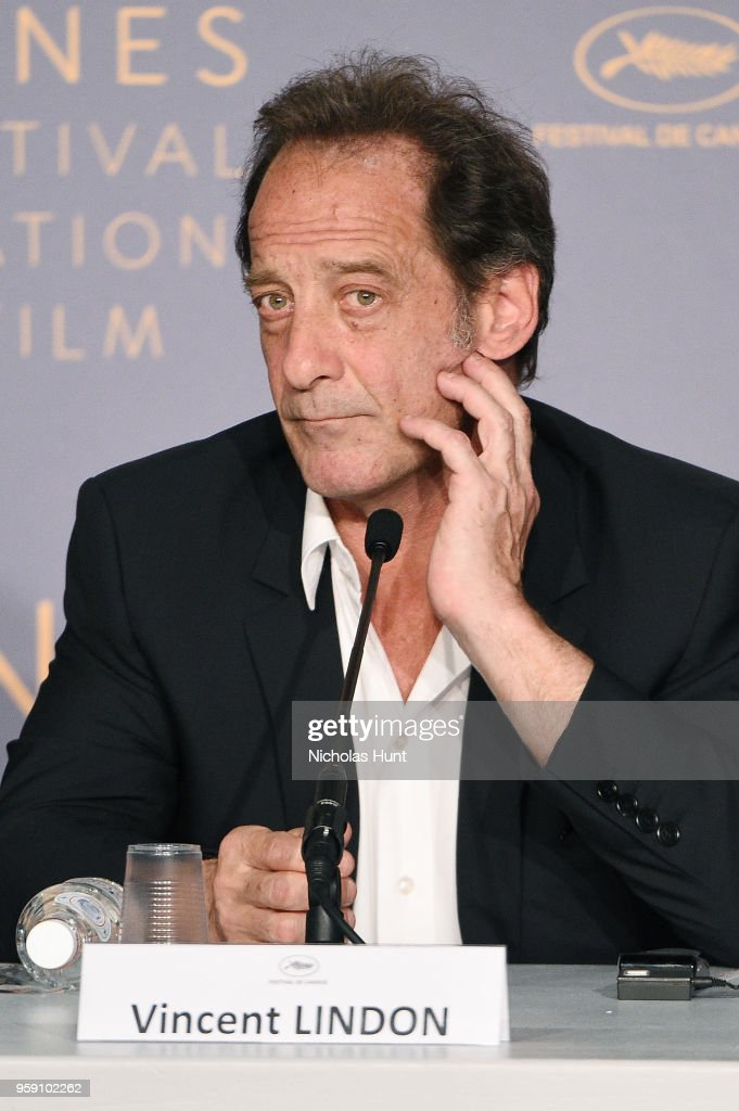 "FRA: ""In War (En Guerre)"" Press Conference - The 71st Annual Cannes Film Festival"