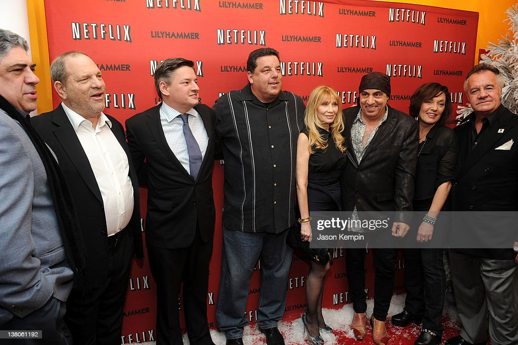 "North American Premiere Of ""Lilyhammer"", A Netflix Original Series"