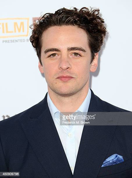 Actor Vincent Piazza attends the 2014 Los Angeles Film Festival Premiere of Warner Bros Pictures' 'Jersey Boys' at the Regal Cinemas LA Live on June...