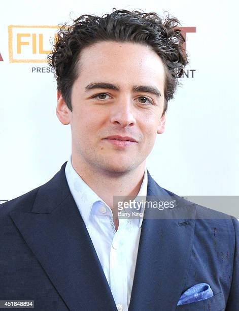 Actor Vincent Piazza attends the 2014 Los Angeles Film Festival closing night premiere of 'Jersey Boys' at Premiere House on June 19 2014 in Los...