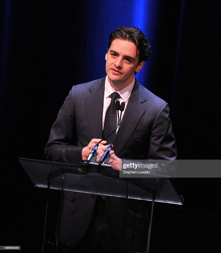 Actor Vincent Piazza attends the 63rd annual Writers Guild Awards at the AXA Equitable Center on February 5, 2011 in New York, United States.