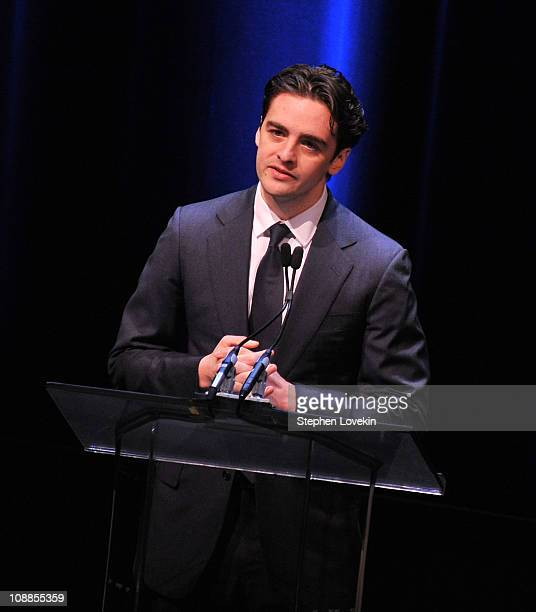 Actor Vincent Piazza attends the 63rd annual Writers Guild Awards at the AXA Equitable Center on February 5 2011 in New York United States