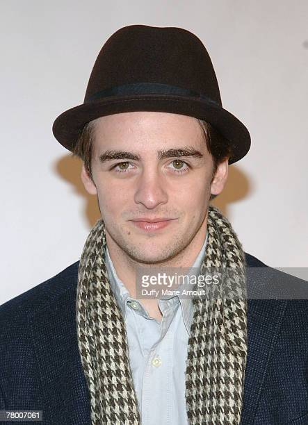 Actor Vincent Piazza attends the reception hosted by Esquire Magazine and Harlem Village Academies to honor Bill Cosby James P Comer and Howard L...