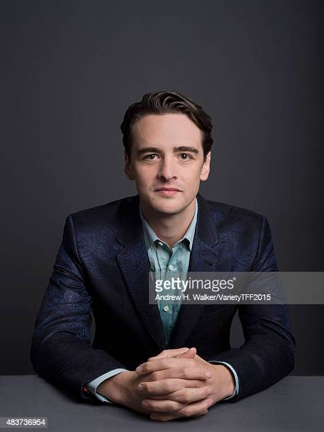 Actor Vincent Piazza is photographed for Variety at the Tribeca Film Festival on April 17 2015 in New York City