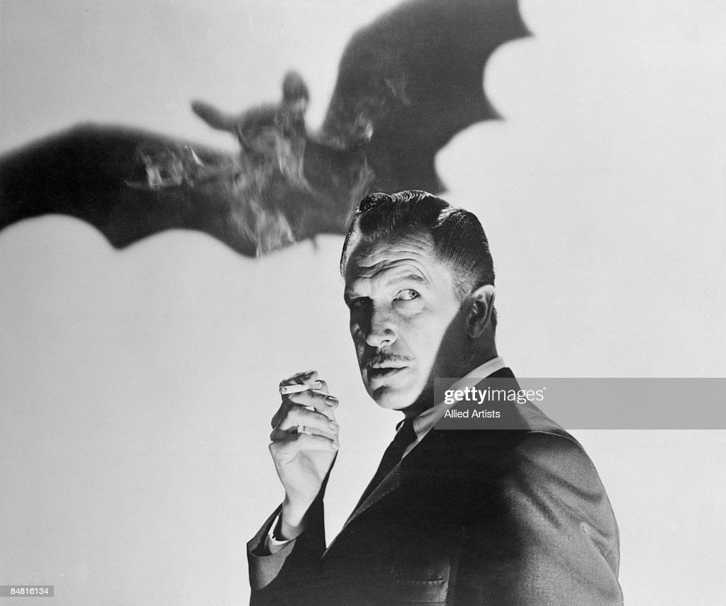 Vincent In The Bat : News Photo