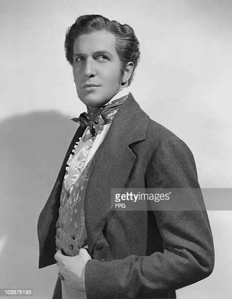 Actor Vincent Price in costume for his role as Clifford Pyncheon in the film 'The House of the Seven Gables', USA, 1939.