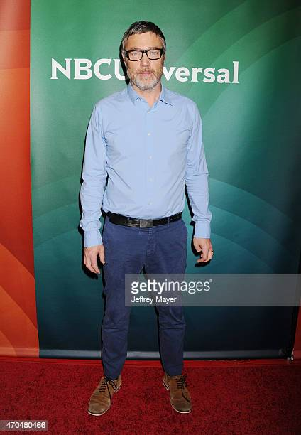 Actor Vincent Regan attends the 2015 NBCUniversal Summer Press Day held at the The Langham Huntington Hotel and Spa on April 02, 2015 in Pasadena,...