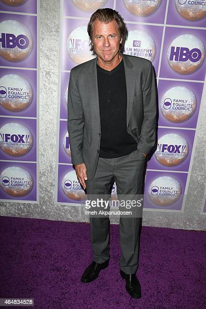 Actor Vincent Van Patten attends the Family Equality Council's Los Angeles Awards Dinner at The Beverly Hilton Hotel on February 28 2015 in Beverly...