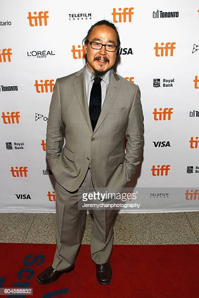 Actor Vinnie Karetak attends the 'Two Lovers And A Bear' Premiere held at The Elgin Theatre during the Toronto International Film Festival on...