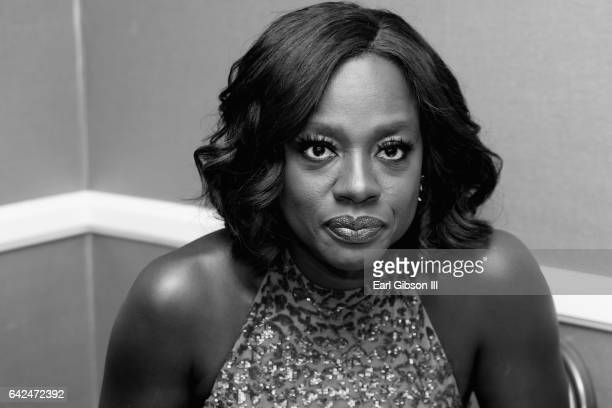 Actor Viola Davis attends BET Presents the American Black Film Festival Honors on February 17, 2017 in Beverly Hills, California.