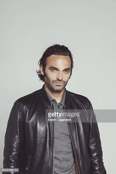 Actor Virgile Bramly is photographed for Self Assignment on January 7 2017 in Paris France