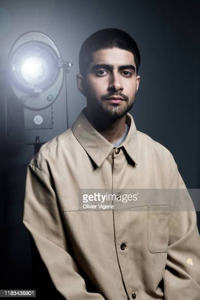 Actor Viveik Kalra poses for a portrait on September 7, 2019 in Paris, France.