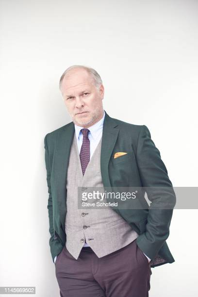 Actor Vlad Ivanov is photographed on May 19 2019 in Cannes France
