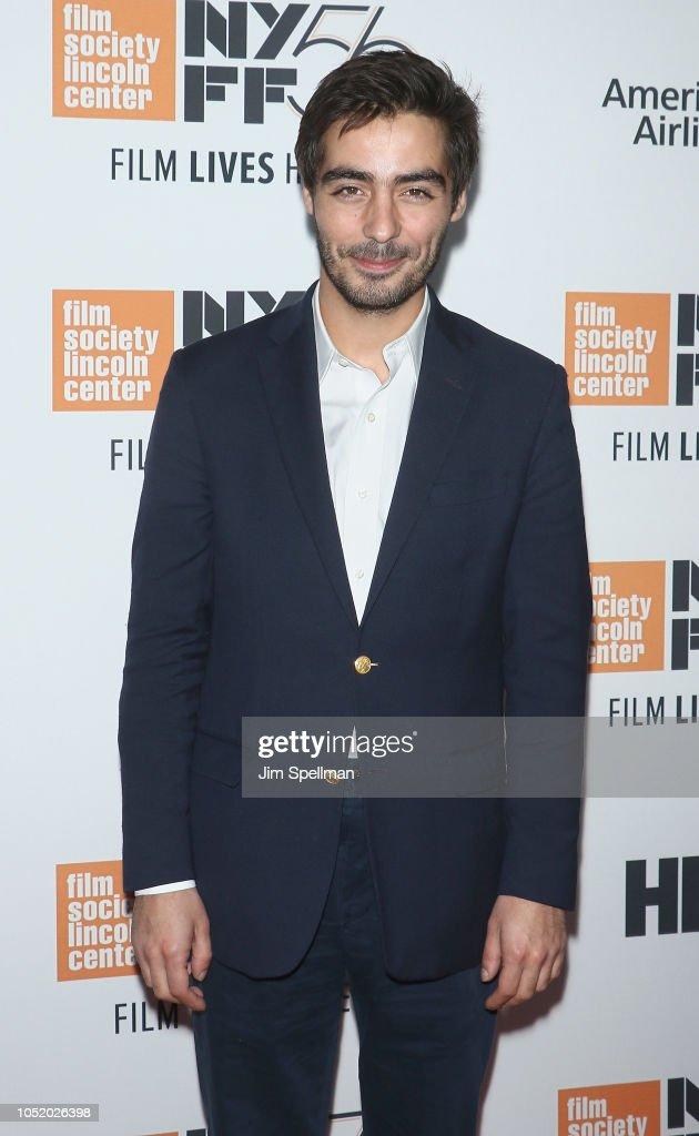 "56th New York Film Festival - ""At Eternity's Gate"" : News Photo"