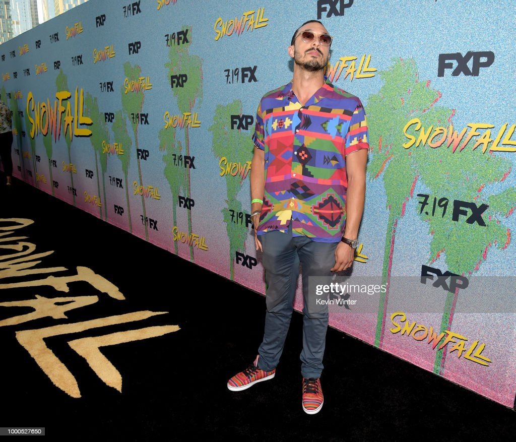 "Premiere Of FX's ""Snowfall"" Season 2 - Red Carpet"