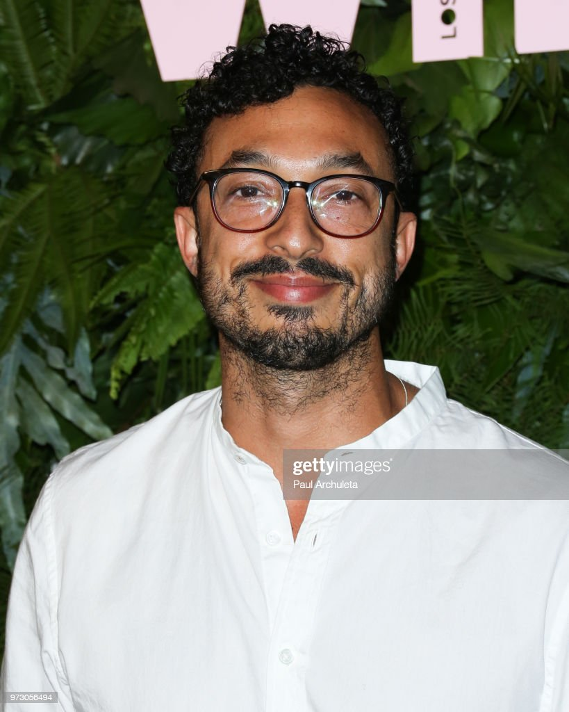 Actor Wade Allain-Marcus attends the Max Mara WIF Face Of The Future event at the Chateau Marmont on June 12, 2018 in Los Angeles, California.