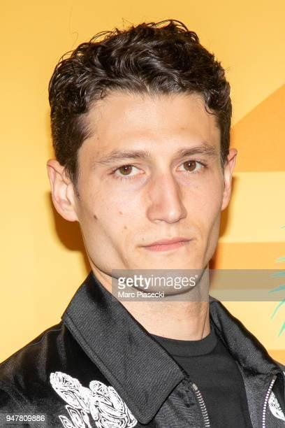 Actor Wael Sersoub attends the 'MILF' Premiere at Cinema Gaumont Capucine on April 17 2018 in Paris France