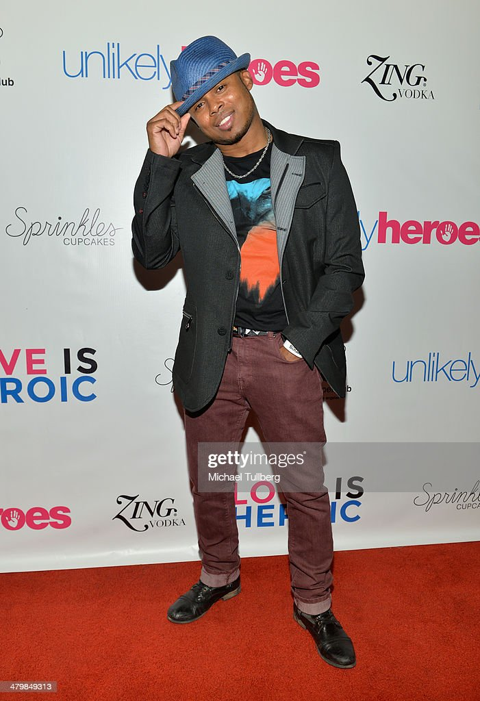 Actor Walter Jones attends the Unlikely Heroes Red Carpet Spring Benefit held at SupperClub Los Angeles on March 20, 2014 in Los Angeles, California.