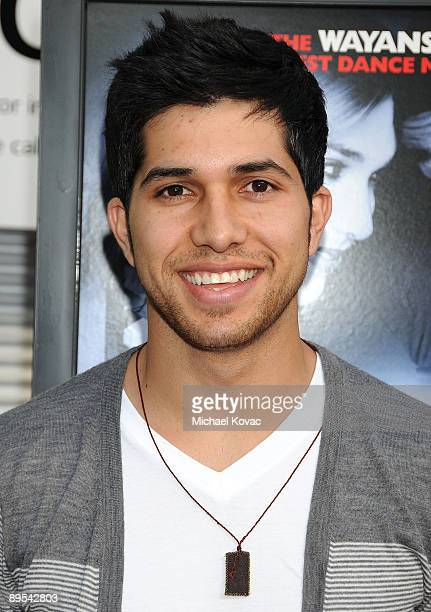 Actor Walter Perez arrives at the 'Dance Flick' Los Angeles Premiere at ArcLight Hollywood on May 20 2009 in Hollywood California