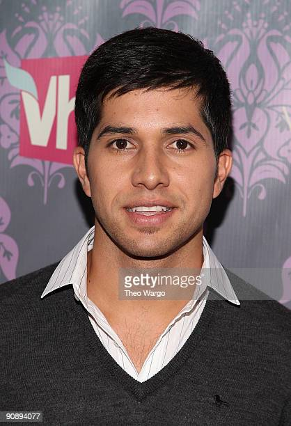 Actor Walter Perez attends 2009 VH1 Divas at Brooklyn Academy of Music on September 17 2009 in New York City