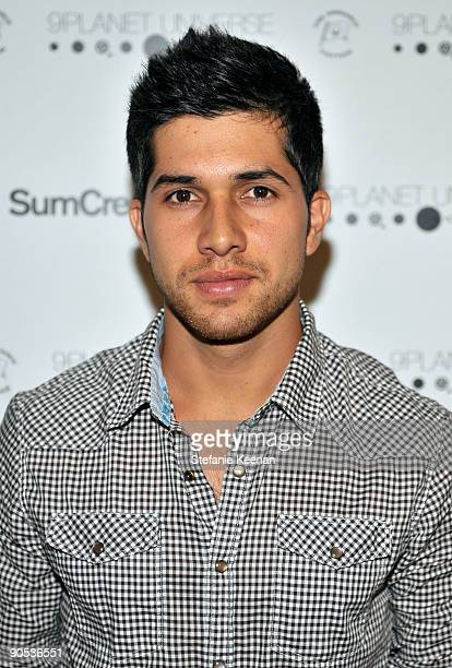 Actor Walter Perez attends the 9Planet Universe Launch held at Zune LA on September 9 2009 in Los Angeles California